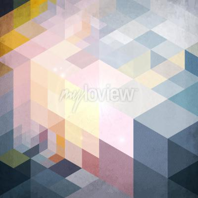 Adesivo Geometria 7