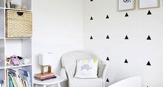 La stanza di una ragazzina