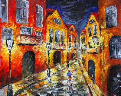 Quadro Impressionismo moderna