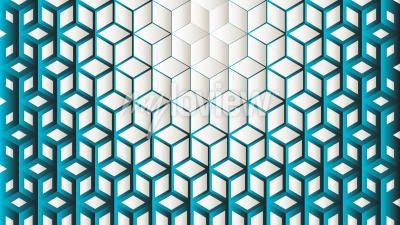 Carta da parati Blue abstract background