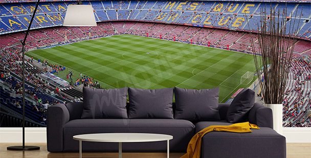 Carta da parati Camp Nou