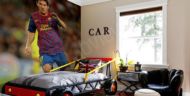 Carta da parati Leo Messi