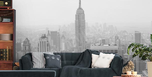 Carta da parati panoramica New York
