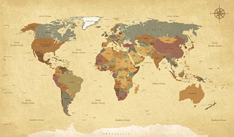 Carte geografiche