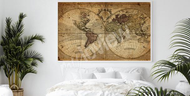 Poster cartografia