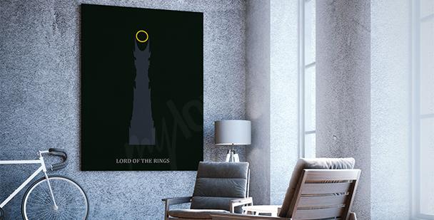 Poster del film Il Signore degli Anelli