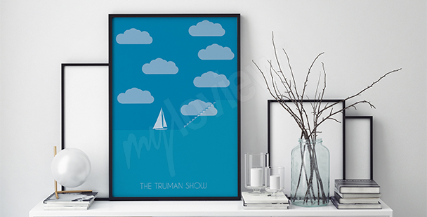 Poster del film The Truman Show