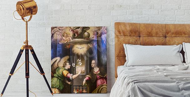 Quadro barocco per camera