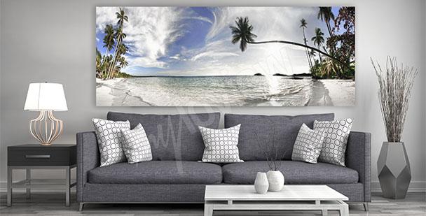 Quadro paesaggio per salotto